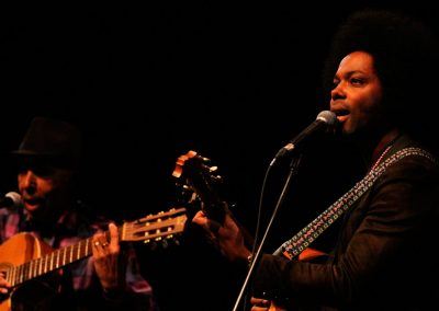 Double-bill with Alex Cuba